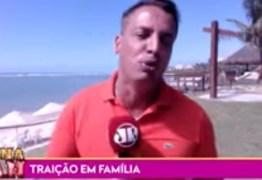 O PROGRAMA BOMBA: Veja o programa com Léo Dias que fez o jogador Hulk vir a público se explicar