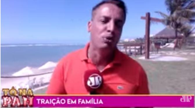 leo 1 - O PROGRAMA BOMBA: Veja o programa com Léo Dias que fez o jogador Hulk vir a público se explicar