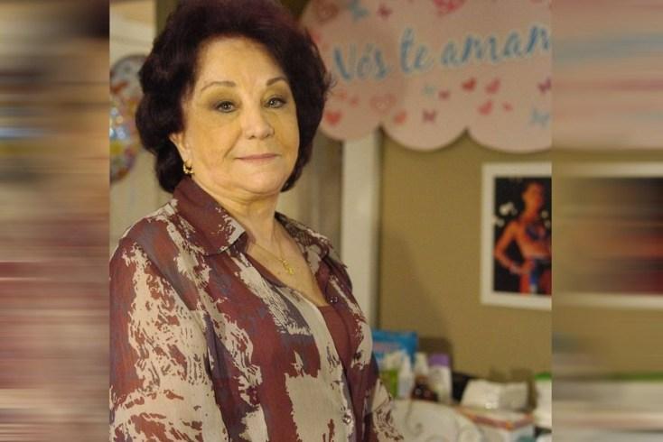 lolita rodrigues - LONGE DAS TELINHAS: atriz Lolita Rodrigues vive com a filha na Paraíba