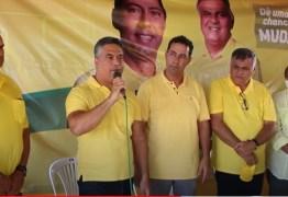 ELEIÇÕES 2020: Em Lucena, Irmão de Alex Monteiro adere à campanha de Léo Bandeira – VEJA VÍDEO