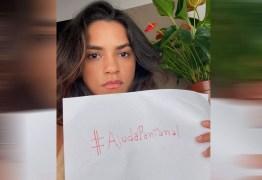 Lucy Alves é cotada para viver Juma Marruá em remake de Pantanal e pede ajuda para parar incêndios- VEJA VÍDEO