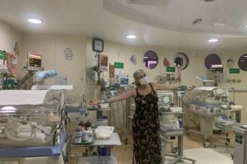 EM JOÃO PESSOA: com assistência de 12 profissionais, mulher dá a luz quadrigêmeos no Hospital da Unimed