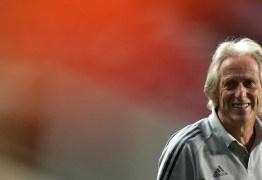 Ex-técnico do Flamengo, Jorge Jesus encara a sua 1ª decisão no Benfica