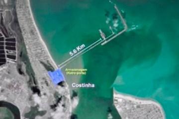 porto de águas profundas - QUARTA DE FOGO GALDINIANA: Paraíba vai perder o Porto de Aguas Profundas para o Rio Grande do Norte - Por Rui Galdino