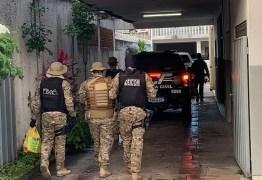 Polícia prende na Paraíba terceiro homem mais perigoso do Rio Grande do Norte
