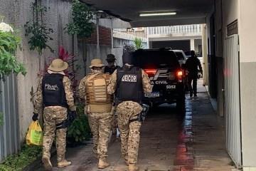 prisao rn pb - Polícia prende na Paraíba terceiro homem mais perigoso do Rio Grande do Norte
