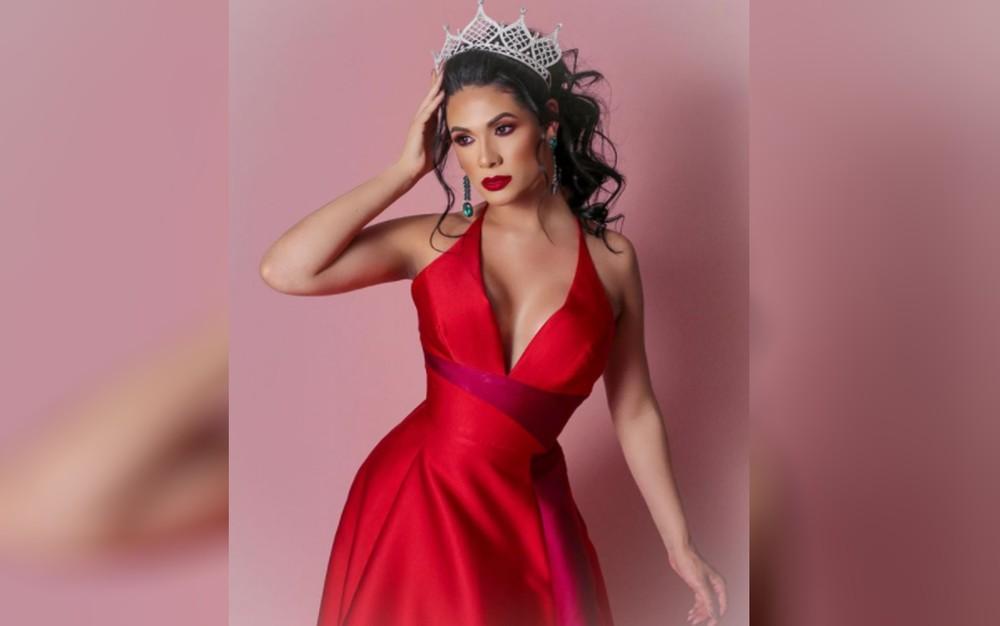 rayka - 'Cheguei no inimaginável', diz primeira modelo trans a disputar o concurso Miss Brasil Mundo