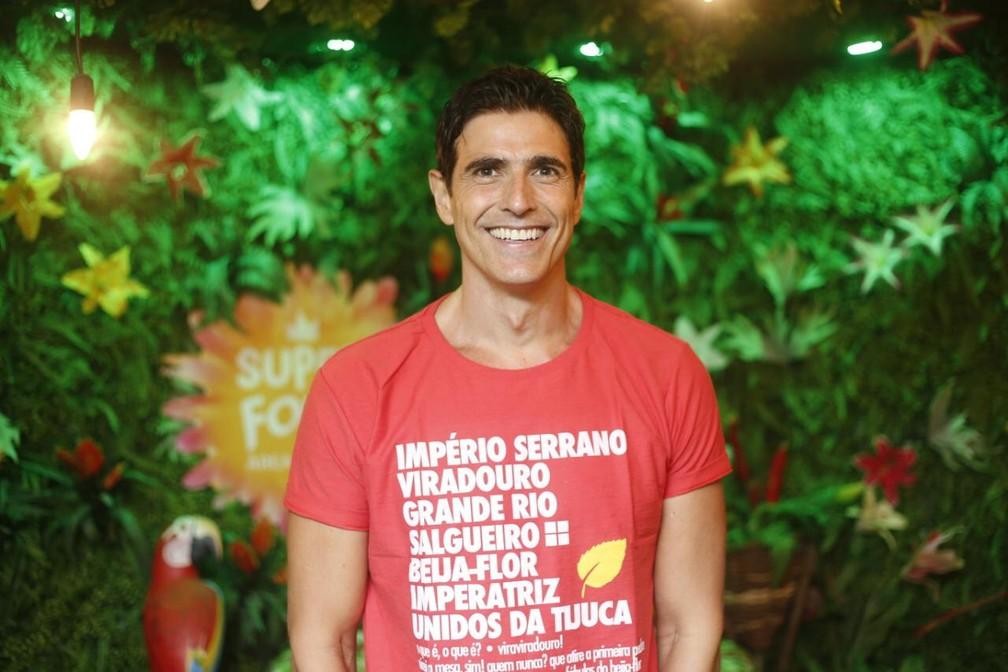 reynaldo - 'Se existir uma palavra para mim, então é pan', diz Reynaldo Gianecchini