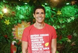 'Se existir uma palavra para mim, então é pan', diz Reynaldo Gianecchini