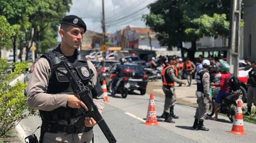 unnamed 6 1 - OPERAÇÃO ALVORADA: PM volta às ruas para prevenir crimes em 80 cidades da PB