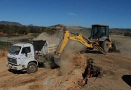 Governo realiza obras de esgotamento sanitário que irá beneficiar 35 mil habitantes de dois municípios paraibanos