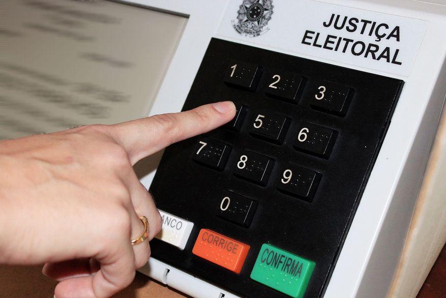 urna eletronica walla santos - Confira a agenda oficial dos candidatos à Prefeitura de Campina Grande nesta segunda-feira