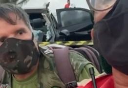 POLÊMICA: Vídeo de Walter e Verinho Paparazzo viraliza com piada sobre acidente em João Pessoa – CONFIRA