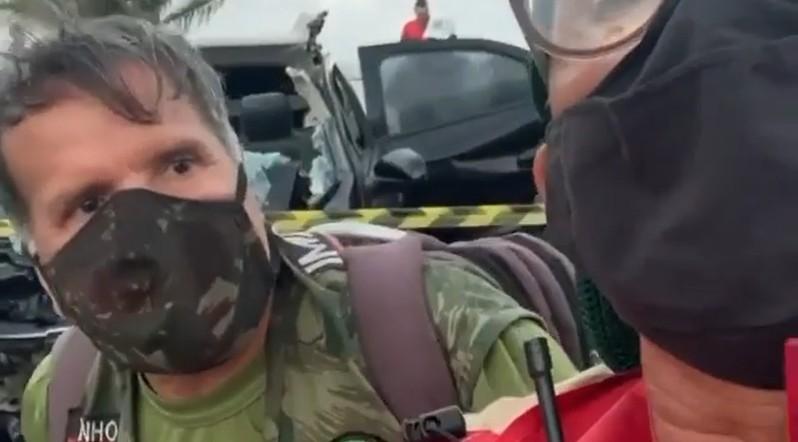 valter - POLÊMICA: Vídeo de Walter e Verinho Paparazzo viraliza com piada sobre acidente em João Pessoa - CONFIRA