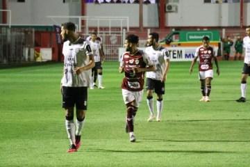 vila treze - CAMPEONATO BRASILEIRO: Treze empata sem gols com o Vila Nova-GO