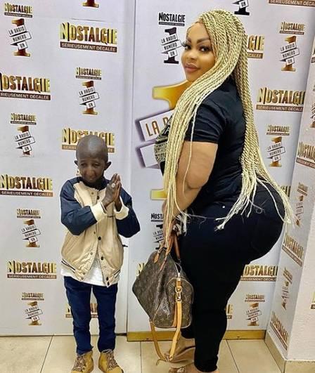 xblog grand eudoxie.jpg.pagespeed.ic .cgZfSUuCrS - Músico e ator que namora a 'Kim Kardashian africana' se candidata a presidente de Guiné