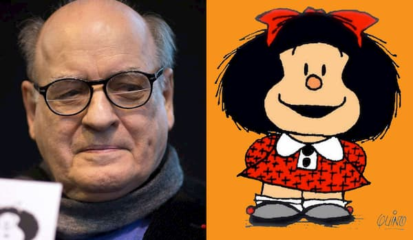 000 600 quino mafalda - Confira tirinhas históricas da Mafalda que explicam porque Quino foi um artista gigante