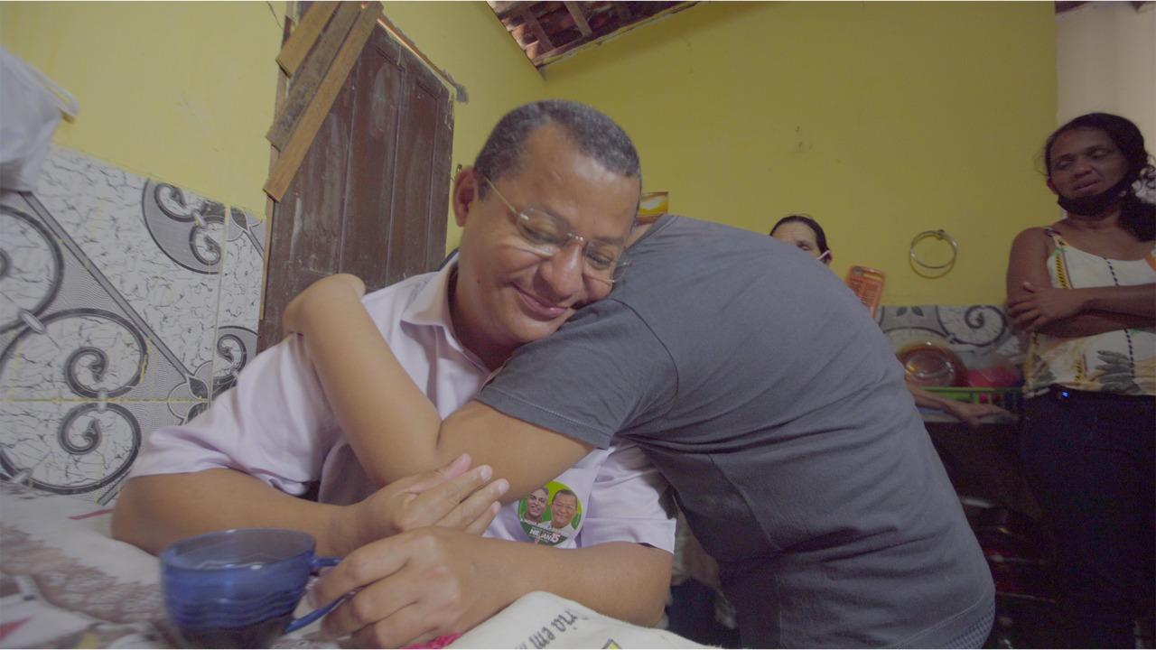05477f5d df7f 41c6 b1a1 b744e5a9a7c3 - Nilvan assume compromisso de  criar Centro de Referência para crianças com deficiência