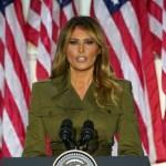 12597378 3x2 xlarge - Melania cancela participação em comício de Trump após tosse persistente