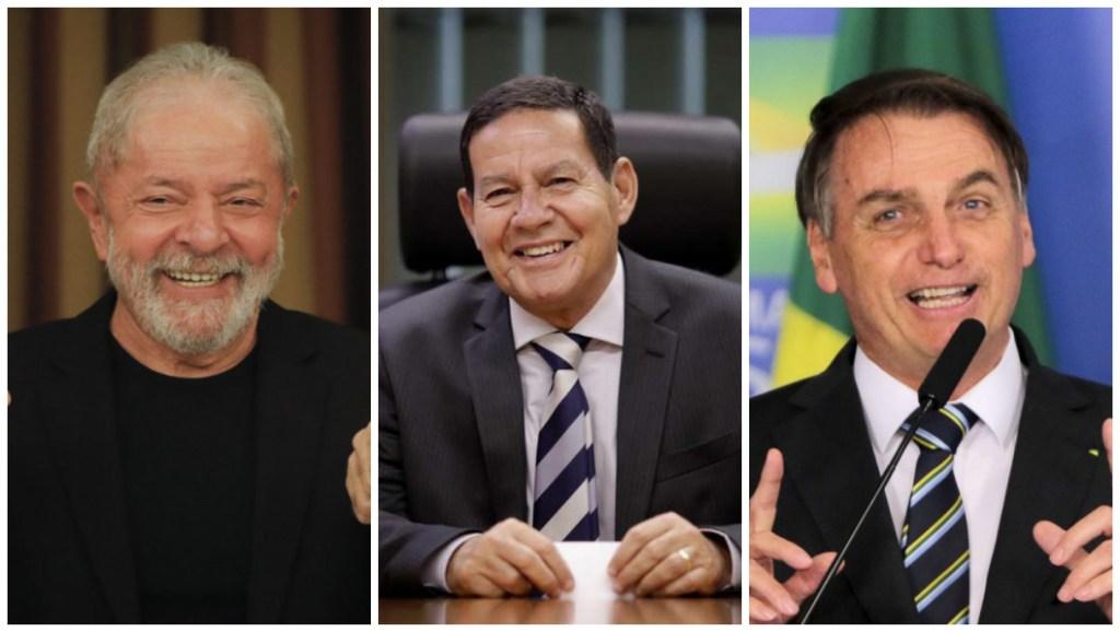 1601822468952401 1024x578 - DOMINGUEIRA GALDINIANA: Lula, Mourão e Bolsonaro são os cabos eleitorais na sucessão de Jampa - Por Rui Galdino