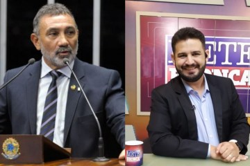 """160389663492451 - """"Mau caráter, bandido e mentiroso safado"""", diz senador sobre jornalista que foi sequestrado"""
