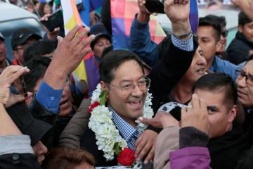 Itamaraty envia mensagem de saudação ao presidente eleito da Bolívia