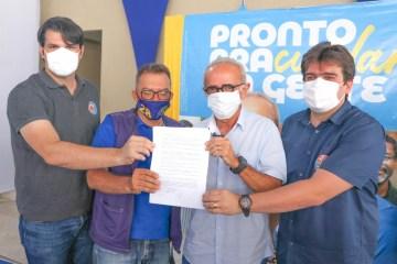 Eduardo, Cícero e candidatos do PRTB se reúnem com agentes de saúde e endemias e mães de crianças com microcefalia