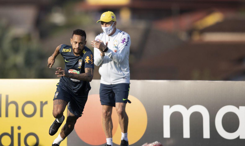 50424796831 57dfe94c26 o - Neymar sente dores e pode desfalcar seleção no jogo contra a Bolívia
