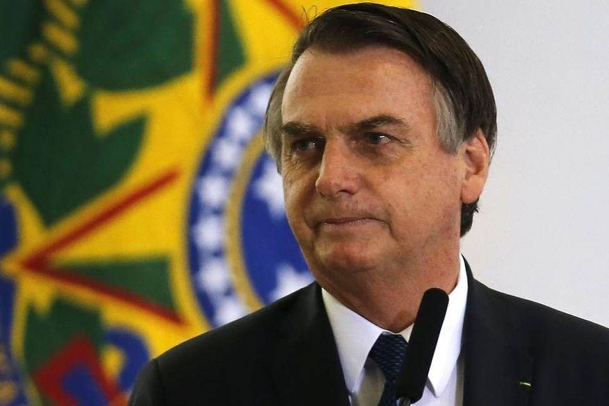82162354 bsbbrasiliabrasil11 04 2019papresidente jair bolsonaro participa da sole - Bolsonaro explica decreto sobre 'privatização' do SUS e anuncia revogação; VEJA