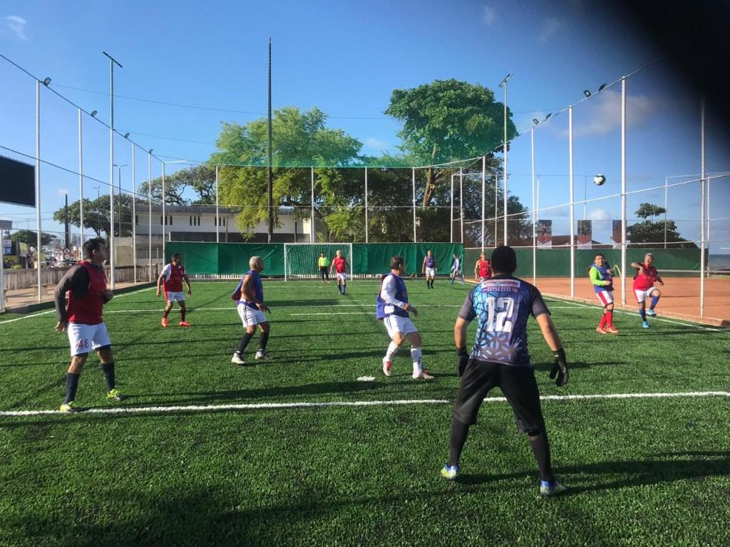 9bc3c3f9 a448 49ea a5ec 75334a42c486 1024x768 - Escolinha de Futebol do BEM TI VI abre inscrições com 48 vagas gratuitas