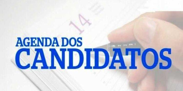 Agenda candidatos paraíba 750x375 1 - Visitas, entrevistas e reunião marcam a agenda dos candidatos à prefeitura de João Pessoa nesta terça-feira