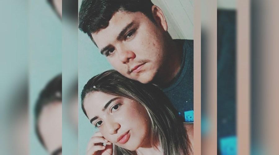 Ana Paula Holanda Oliveira e Francisco Dvanyr de Freitas Nunes - Casal é perseguido e assassinado dentro de carro no Oeste potiguar
