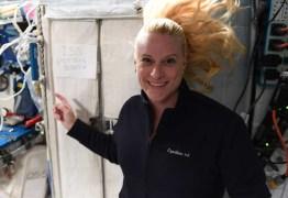 Astronauta vota do espaço para eleições nos EUA