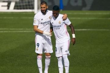 Zidane revela conversa entre Benzema e Vinicius Jr. no Real e garante: 'Tudo esclarecido'