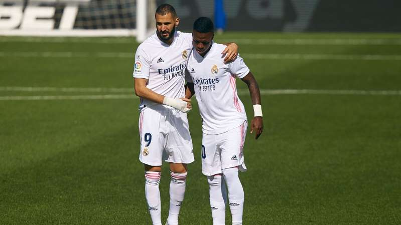 BB1axVa9 - Zidane revela conversa entre Benzema e Vinicius Jr. no Real e garante: 'Tudo esclarecido'