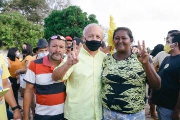 Branco Mendes - Renato Mendes sai do páreo e Branco é o candidato em Alhandra