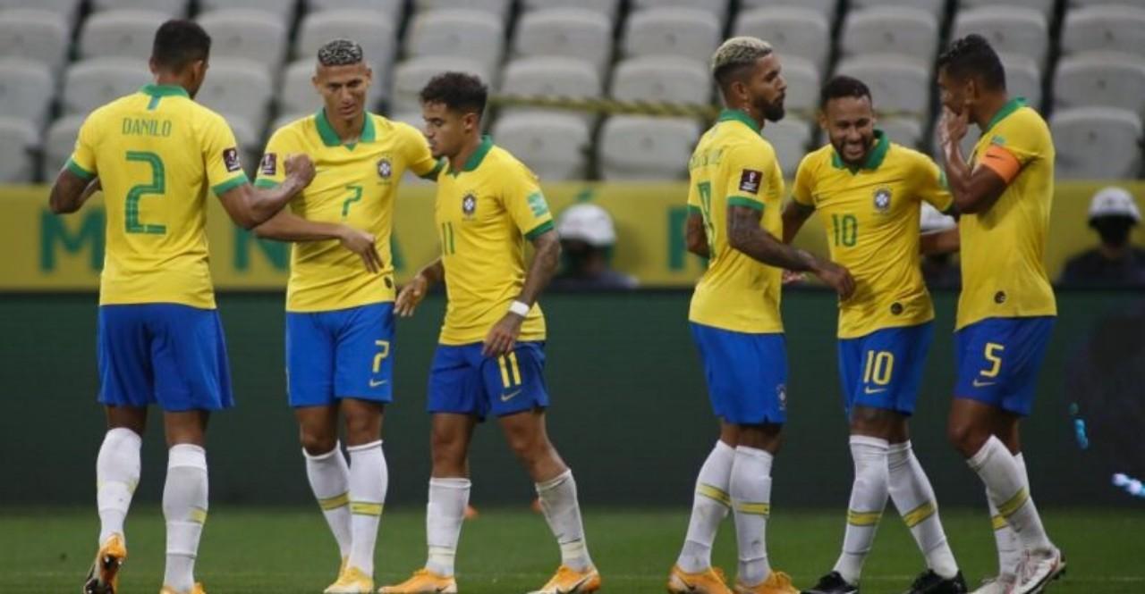 Brasil x bolivia - Brasil enfrenta o Peru nesta terça com possibilidade de recorde para Neymar