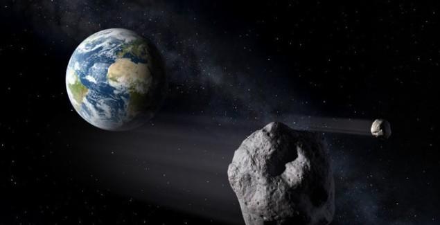 Capturar 18 - Asteroide pode atingir a Terra um dia antes de eleição nos EUA, diz astrofísico