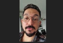 Advogado grava vídeo e faz críticas ao sistema de saúde em JP – ASSISTA
