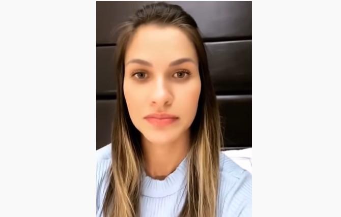 """Capturarj 1 - Andressa Suita sobre fim com Gusttavo Lima: """"O que me restou foi aceitar"""" - VEJA VÍDEO"""