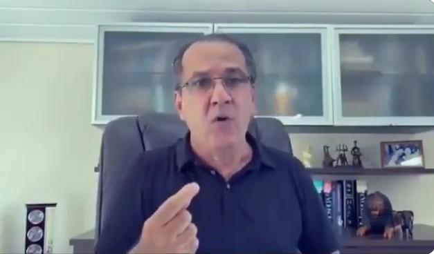 """Capturarr - Silas Malafaia critica indicação de Bolsonaro no STF: """"Petrallha e amigo da Dilma"""" - VEJA VÍDEO"""