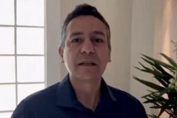 EMERSON PANTA 28 02 2019 - Panta diz que educação em Santa Rita estava entregue 'às baratas' e fala em instalar escola militar em 2021