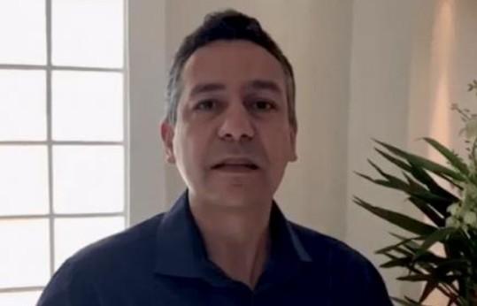 EMERSON PANTA 28 02 2019 - Emerson Panta anuncia data de pagamento do 13º em Santa Rita