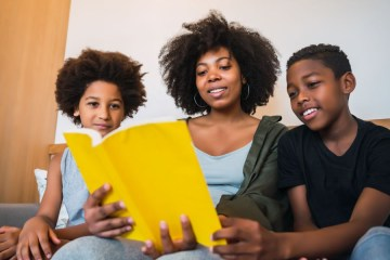 FOTO 1 6 - Leituras compartilhadas ajudaram a construir memórias afetivas de leitores