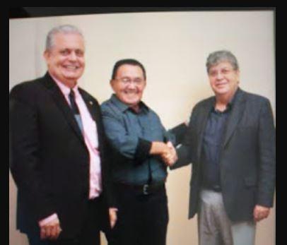 JOÃO - INVESTIMENTOS: Alagoa Grande agradece a João Azevedo, Bosco Carneiro, Sobrinho e Aguinaldo Ribeiro
