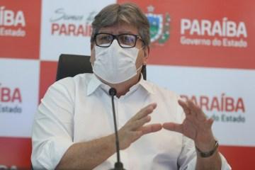 COVID-19: Governador prevê aumento da demanda e amplia leitos de UTI na Paraíba