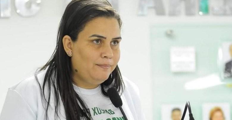 Luciene de Fofinho prefeita Bayeux - Justiça eleitoral condena Luciene de Fofinho a retirar das redes sociais vídeo contra Diego do Kipreço; CONFIRA SENTENÇA