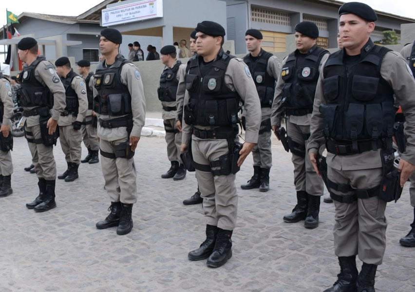 PM pb 190131 114954 - Polícia Militar lança cartilha com procedimentos operacionais para as Eleições 2020