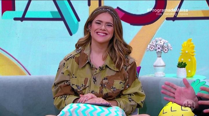 Programa da Maisa SBT - Maisa Silva deixa SBT, após 13 anos na emissora