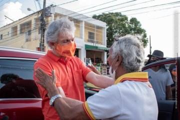 """Ricardo Coutinho 3 - Ricardo detona """"moralistas sem moral"""" que o atacam na campanha"""